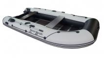 Лодка RiverBoats RB-330TT (киль)