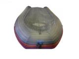 Усиление днища лентой PVC 235 мм