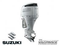 Мотор лодочный Suzuki DF300APX(XX) WHITE