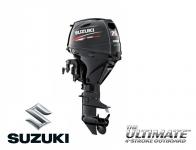 Мотор лодочный Suzuki DF25ARS